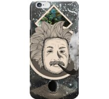 Albert Einstein iPhone Case/Skin