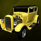 1929 Ford Sedan Street Rod by TeeMack