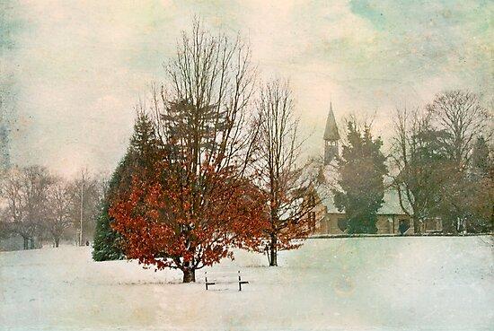 Solitude And Presence by Loren Goldenberg-Kosbab