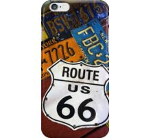 Get Your Kicks iPhone Case/Skin