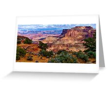 Plateau Valley Greeting Card