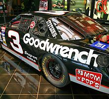 Dale Earnhardt Goodwrench #3 by leftwinger7