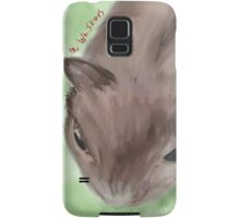 Mr Whiskers Samsung Galaxy Case/Skin