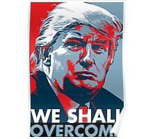 We Shall Overcomb Poster