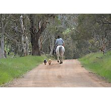 """"""" The Drover """" Photographic Print"""