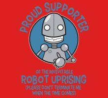 Robot Uprising 2 One Piece - Long Sleeve