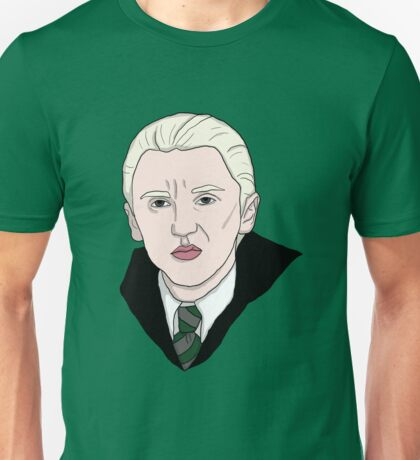 Draco Malfoy is judging you Unisex T-Shirt