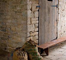 Barn door by Jennifer Bradford