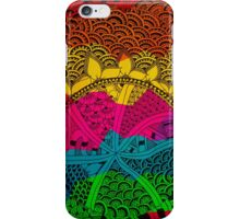 Mixture Patterns iPhone Case/Skin