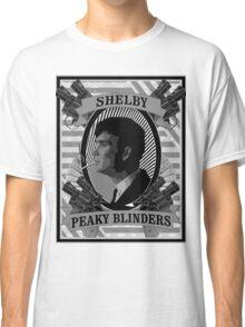 Thomas Shelby Peaky Blinders Classic T-Shirt
