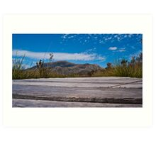 South West Tasmania, World Heritage Site Art Print