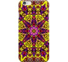 Abstract pattern, symmetrical 3 iPhone Case/Skin