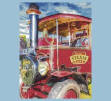 Foden Steam Lorry Art Kids Tee