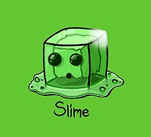 Slime Minecraft by MrNuTruT