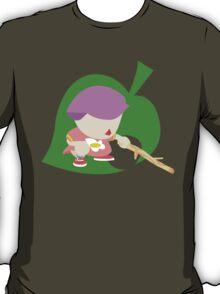 Super Smash Bros The Female Villager Alt Costume T-Shirt