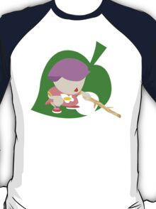 Super Smash Bros The Female Villager Alt Costume T-Shirt
