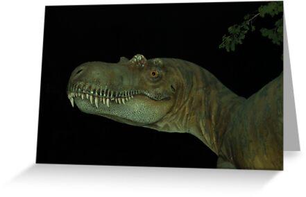 Tyrannasaurus Rex profile by ArianaMurphy