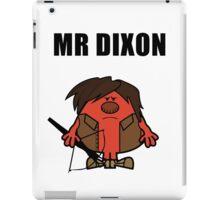 Mr Dixon iPad Case/Skin