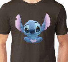 Stitch Heart Unisex T-Shirt