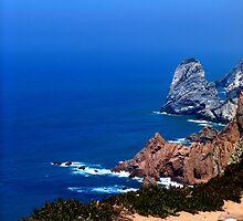 Cabo da Roca - Sintra, Portugal by Aurora Vaz