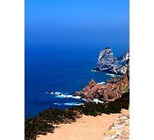 Cabo da Roca - Sintra, Portugal Photographic Print