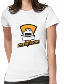 Virtus.Plow Womens Fitted T-Shirt