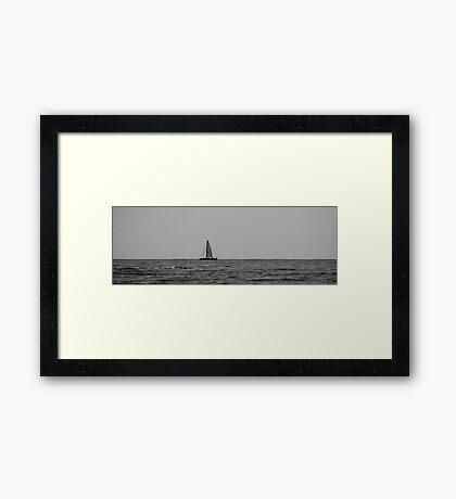 Drifter Framed Print