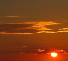 Sunken Sun by MarianBendeth