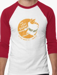 The Last Sushi Men's Baseball ¾ T-Shirt