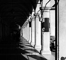 Flashes of Light - Cesena, Italy  by Andrea Mazzocchetti