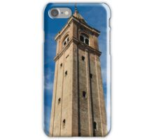 Cesena - The Tower bell of the Cathedral  iPhone Case/Skin