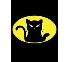 Catman Photographic Print