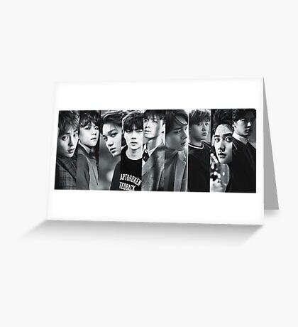 Exo Design 2015 Greeting Card