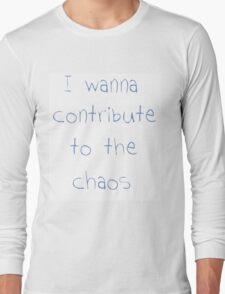 Twin Size Mattress Long Sleeve T-Shirt