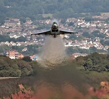 Typhoon - Dawlish Air Show 2015 by © Steve H Clark Photography