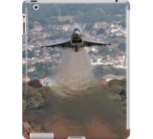 Typhoon - Dawlish Air Show 2015 iPad Case/Skin