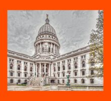 Wisconsin State Capitol Building Kids Clothes