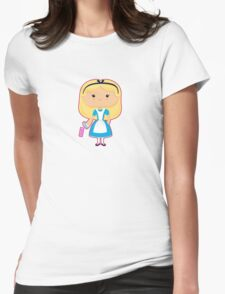 Alice Womens Fitted T-Shirt