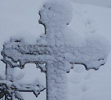 Norwegian Winter Grave by poppyseptember