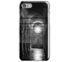 Eternal Light BW  iPhone Case/Skin