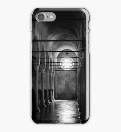 Eternal Light BW  iPhone Case/Skin