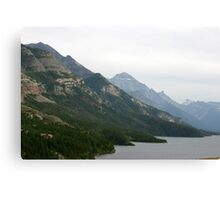 Waterton Lakes National Park Canvas Print