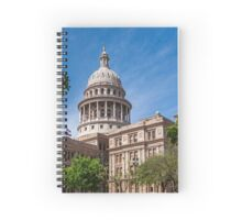 Texas Capitol Building Spiral Notebook