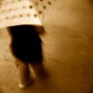 Walking in the rain by Lady  Dezine