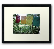 joy spirit Framed Print