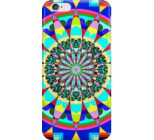 Flower of Life Yantra iPhone Case/Skin