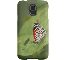 Butterfly with nice wing design Samsung Galaxy Case/Skin