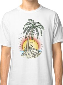 Summer Beach Island Classic T-Shirt