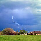 A Bolt From The Blue by Clive