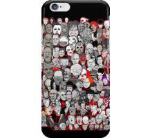 Titans of Horror iPhone Case/Skin